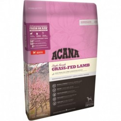 Acana Grass Fed Lamb 11,4kg + GRATIS
