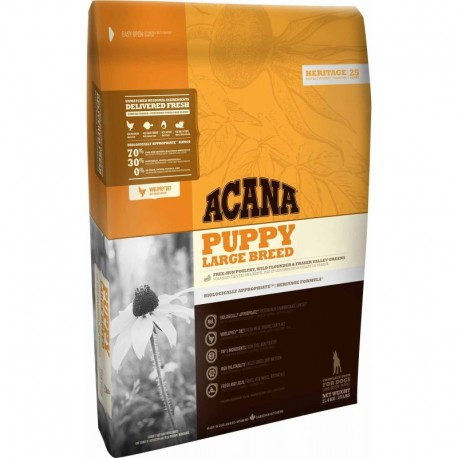 Acana Puppy Large Breed 11.4kg + GRATIS