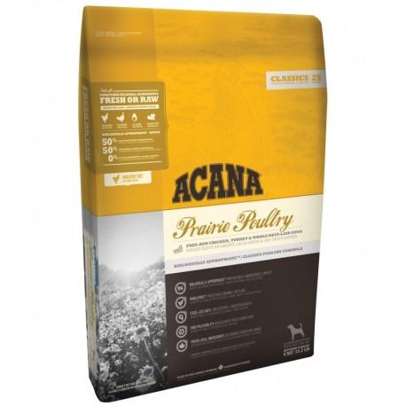 Acana Prairie Poultry 17 kg + GRATIS