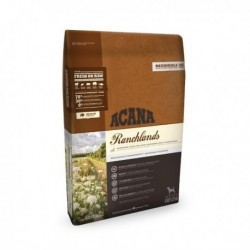 Acana Ranchlands Dog 11,4 kg + GRATIS