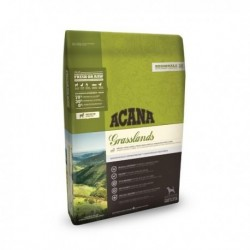 Acana Grasslands Dog 11,4 kg + GRATIS DO WYBORU