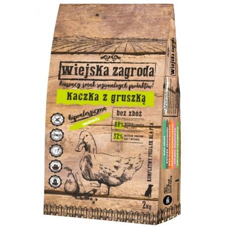 Wiejska Zagroda - Kaczka z gruszką 9kg + GRATIS