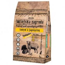 Wiejska Zagroda - Indyk z jagnięciną 9kg