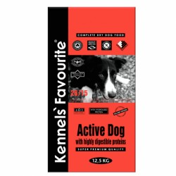 Kennels Favourite-Active Dog 4kg