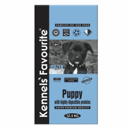 Kennels Favourite Puppy Junior LAMB&RICE 20kg