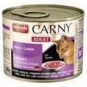 Animonda Carny Adult z wołowiną i jagnięciną 200g