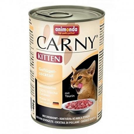Animonda Carny Kitten mix drobiowy 400g