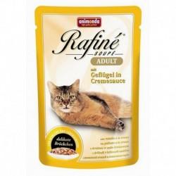 Animonda Rafine Soupe Adult drób w sosie śmietanowym 100g