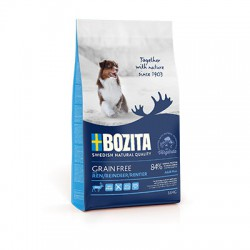 Bozita Grain Free Reindeer 12,5 kg