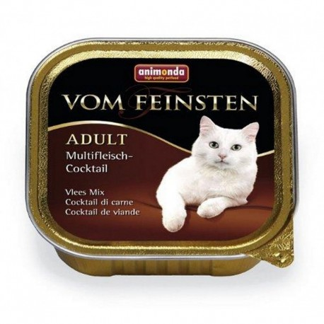 Animonda Vom Feinsten Adult koktajl mięsny 100g