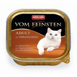 Animonda Vom Feinsten Adult z wątróbką drobiową100g