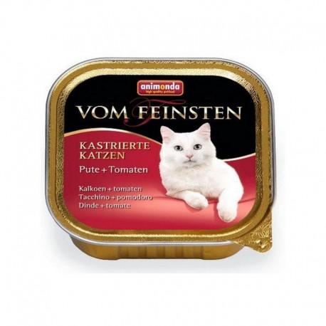 Animonda Vom Feinsten po sterylizacji indyk i pomidor 100g