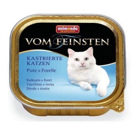 Animonda Vom Feinsten po sterylizacji indyk i pstrąg 100g