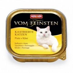 Animonda Vom Feinsten po sterylizacji indyk i ser 100g