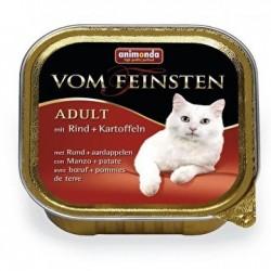 Animonda Vom Feinsten wołowina i ziemniaki 100g
