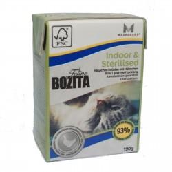 Feline Bozita Indoor & sterilised 190g