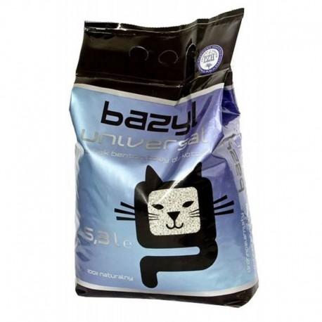 Bazyl Universal żwirek bentonitowy dla kotów 5,3l