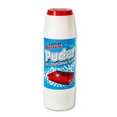 Super Benek Puder do czyszczenia kuwet 500g