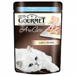 Purina Gourmet Ala Carte pstrąg 85g