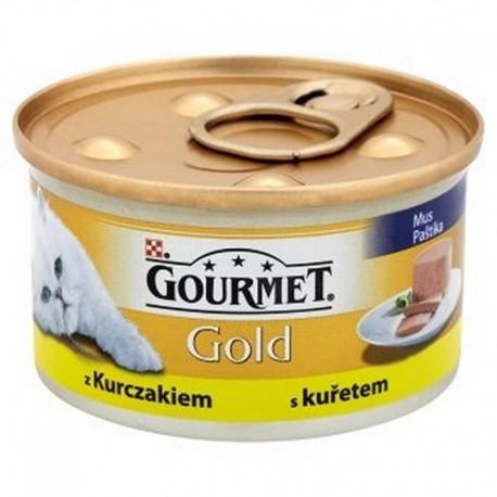 Purina Gourmet Gold kurczak 85g