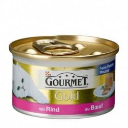 Purina Gourmet Gold wołowina 85g
