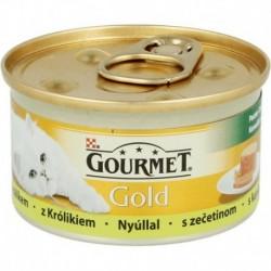Purina Gourmet Gold z królikiem 85g