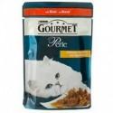 Purina Gourmet Perle wołowina 85g