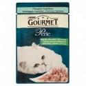 Purina Gourmet Perle z pstrągiem i szpinakiem 85g