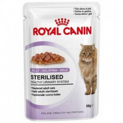 Royal Canin Sterilised - gelee 85g