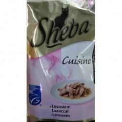 Scheba Cuisine z łososiem 85g