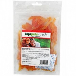 Lupi Pets snacks - paski z kurczaka 100g