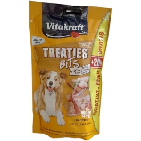 Vitakraft Treaties Bits z kurczakiem