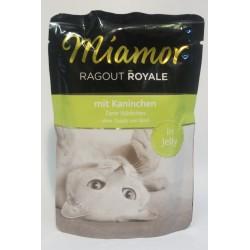 Miamor Ragout Royale z królikiem 100g