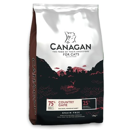 Canagan Country Game CAT 0,375kg