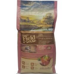 Sam's Field Lamb & Rice - Light & Senior - dla psów starszych i z nadwagą 13kg
