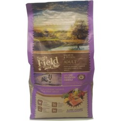 Sam's Field Salmon & Potato - Adult - dla psów dorosłych (13kg)