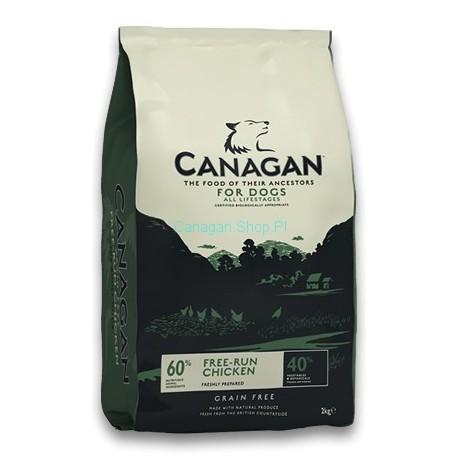 CANAGAN Free-Run Chicken 12kg