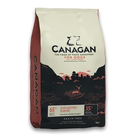 CANAGAN Country Game 2kg