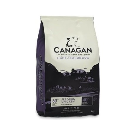 CANAGAN Light/Senior 6kg