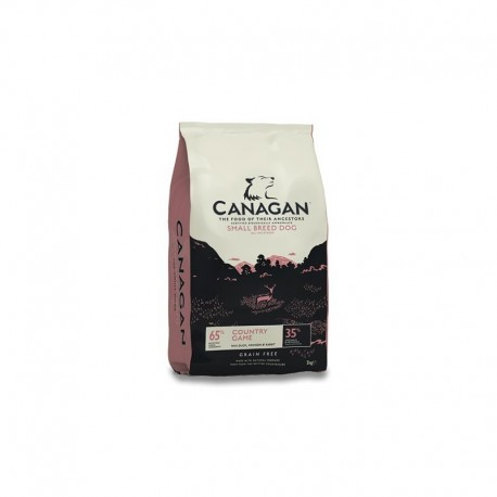 CANAGAN Small Breed Country Game 0.5kg
