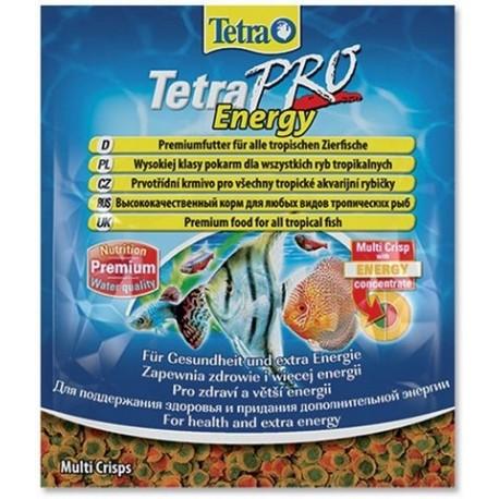 Tetra Pro Energy pokarm dla ryb tropikalnych 12g
