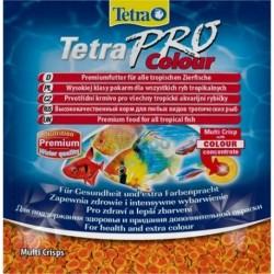 Tetra Pro Colour wysokiej klasy pokarm dla ryb tropikalnych 12g