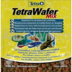 Tetra Wafer Mix mieszanka waflowa pokarm dla ryb dennych i skorupiaków 15g