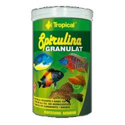 Tropical spirulina granulat dla ryb słodkowodnych i morskich 250ml/ 95g