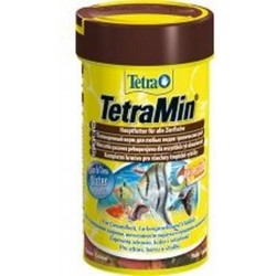 Tetra Min pokarm dla ryb tropikalnych 52g płatki