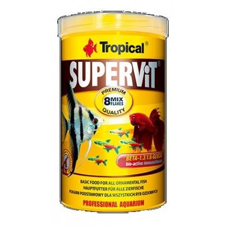 Tropical Supervit uniwersalny pokarm dla ryb akwariowych 50g