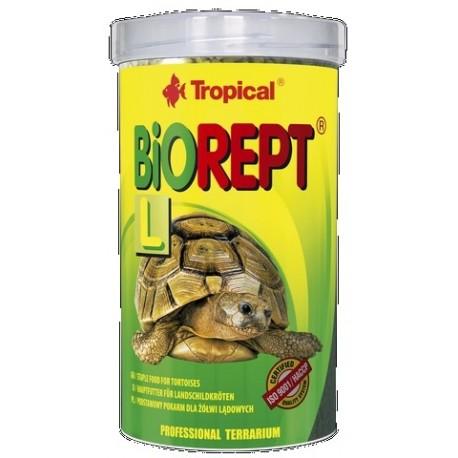 Tropical Biorept L podstawowy pokarm dla żółwi lądowych 28g