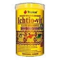 Tropical ichtio vit dla ryb akwariowych 100g płatki