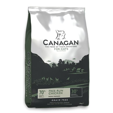 CANAGAN Free-Run Chicken Cat 1,5kg
