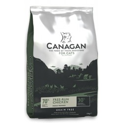 CANAGAN Free-Run Chicken Cat 4kg